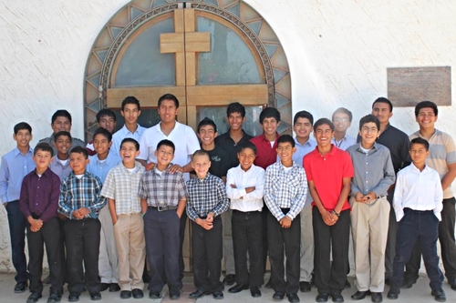 Church at Project Mexico