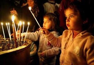Orthodox worship